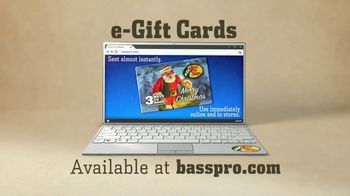 Bass Pro Shops e-Gift Cards TV Spot, 'The Big Night' - Thumbnail 9