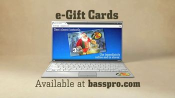 Bass Pro Shops e-Gift Cards TV Spot, 'The Big Night' - Thumbnail 8