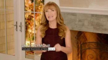 Crepe Erase Essentials System TV Spot, 'Cold Weather' Feat. Jane Seymour - 185 commercial airings