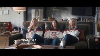 XFINITY X1 TV Spot, 'Team USA Women's Hockey' Featuring Hilary Knight