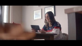 XFINITY X1 TV Spot, 'Team USA Women's Hockey' Featuring Hilary Knight - Thumbnail 7