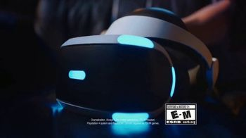 PlayStation VR TV Spot, 'Feel Them All: Bundles' Song by Depeche Mode - 88 commercial airings