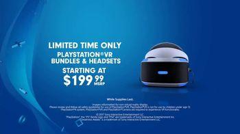 PlayStation VR TV Spot, 'Feel Them All: Bundles' Song by Depeche Mode - Thumbnail 8
