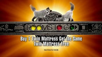 Rooms to Go TV Spot, 'New Twins' - Thumbnail 8