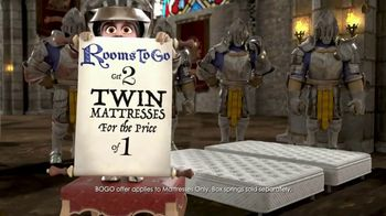 Rooms to Go TV Spot, 'New Twins' - Thumbnail 4