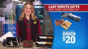 Bass Pro Shops Christmas Sale TV Spot, 'Knife Sets and Toy Crossbows' - Thumbnail 4