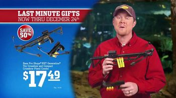 Bass Pro Shops Christmas Sale TV Spot, 'Knife Sets and Toy Crossbows' - Thumbnail 5