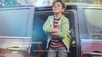 2017 Chrysler Pacifica TV Spot, 'Hero Story One: Functionality' [Spanish] [T1] - Thumbnail 4