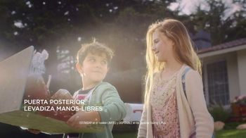 2017 Chrysler Pacifica TV Spot, 'Hero Story One: Functionality' [Spanish] [T1] - Thumbnail 5