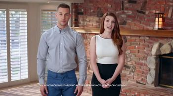 MTailor Custom Jeans TV Spot, 'The Perfect Fit'