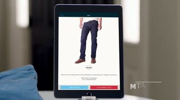 MTailor Custom Jeans TV Spot, 'The Perfect Fit' - Thumbnail 3