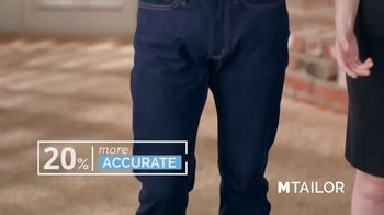 MTailor Custom Jeans TV Spot, 'The Perfect Fit' - Thumbnail 7