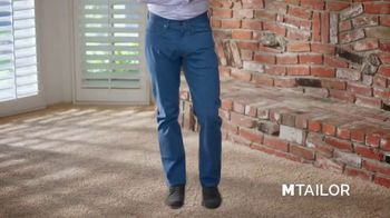MTailor Custom Jeans TV Spot, 'The Perfect Fit' - Thumbnail 9