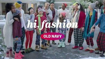 Old Navy TV Spot, 'Villancicos en pijamas y regalos' [Spanish] - Thumbnail 1