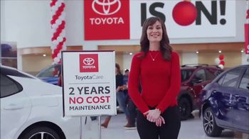 Toyota Toyotathon TV Spot, 'ToyotaCare' [T2] - 1 commercial airings