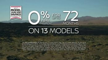 Nissan Master the Drive Sales Event TV Spot, 'The Choice: 13 Models' [T2] - Thumbnail 9