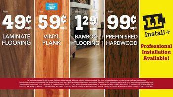 Lumber Liquidators Year-End Flooring Clearance Sale TV Spot, 'Lowest Price' - Thumbnail 7