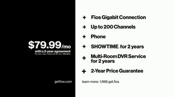 Fios by Verizon TV Spot, 'Holiday: Great Offer' - Thumbnail 7