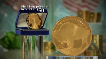 National Collector's Mint 2018 Gold Buffalo Tribute Proof TV Spot, 'Purity' - Thumbnail 5