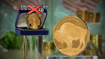 National Collector's Mint 2018 Gold Buffalo Tribute Proof TV Spot, 'Purity' - Thumbnail 6