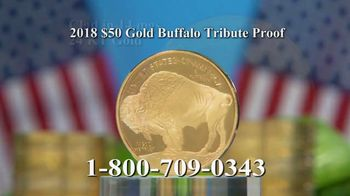 National Collector's Mint 2018 Gold Buffalo Tribute Proof TV Spot, 'Purity' - Thumbnail 8