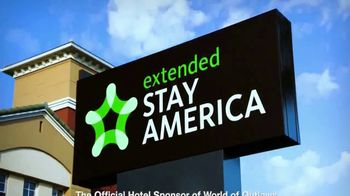 Extended Stay America TV Spot, 'World of Outlaws' - Thumbnail 8