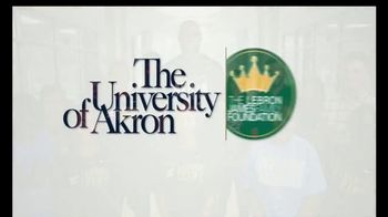 The University of Akron TV Spot, 'See What It Takes' Feat. LeBron James - Thumbnail 10