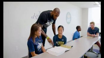 The University of Akron TV Spot, 'See What It Takes' Feat. LeBron James - Thumbnail 2