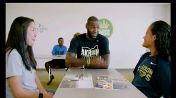 The University of Akron TV Spot, 'See What It Takes' Feat. LeBron James - Thumbnail 3