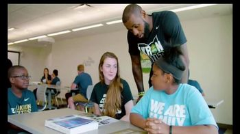 The University of Akron TV Spot, 'See What It Takes' Feat. LeBron James - Thumbnail 4