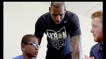 The University of Akron TV Spot, 'See What It Takes' Feat. LeBron James - Thumbnail 5
