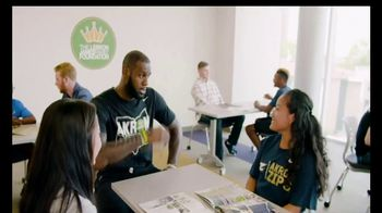 The University of Akron TV Spot, 'See What It Takes' Feat. LeBron James - Thumbnail 8