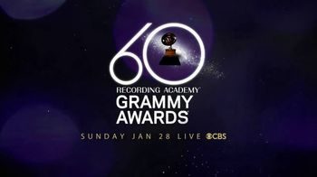 Apple Music TV TV Spot, 'CBS: 2017 Grammy Awards: Jazz' - Thumbnail 7
