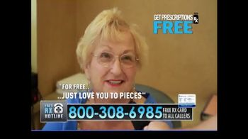 Free RX Hotline TV Spot, \'The Facts Are In\'