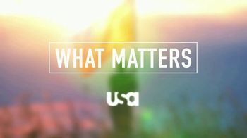 Johnnie Walker TV Spot, 'USA Network: What Matters' - Thumbnail 10