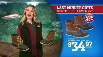 Bass Pro Shops Christmas Sale TV Spot, 'Redhead Boots and Henleys' - Thumbnail 6
