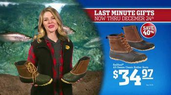 Bass Pro Shops Christmas Sale TV Spot, 'Redhead Boots and Henleys' - Thumbnail 7
