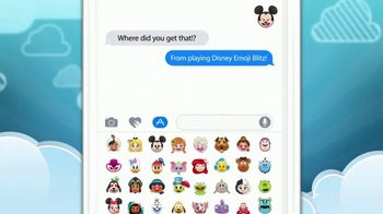 Disney Emoji Blitz! TV Spot, 'Where Did You Get That?' - Thumbnail 7