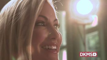 DKMS TV Spot, 'It Wasn't Just TV, It Was Reality' Feat. Stephanie Hollman - Thumbnail 2