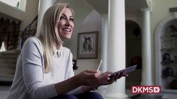 DKMS TV Spot, 'It Wasn't Just TV, It Was Reality' Feat. Stephanie Hollman - Thumbnail 4