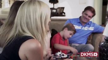 DKMS TV Spot, 'It Wasn't Just TV, It Was Reality' Feat. Stephanie Hollman - Thumbnail 5