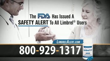 Gold Shield Group TV Spot, 'Limbrel Safety Alert' - Thumbnail 3
