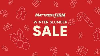 Mattress Firm Winter Slumber Sale TV Spot, 'Year End Closeout: Box Spring' - Thumbnail 4