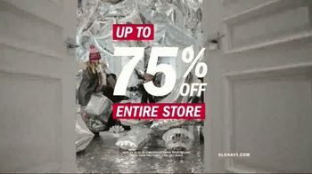 Old Navy TV Spot, 'Do The HOLIYAY Dance: 75 Percent Off' Song by Justice - Thumbnail 6