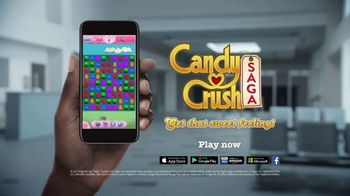 Candy Crush Saga TV Spot, 'It's Party Time! Get That Sweet Feeling!' - Thumbnail 10