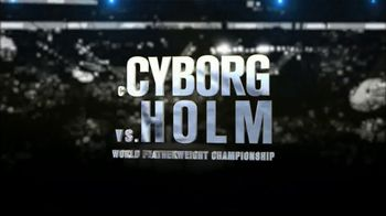 UFC 219 TV Spot, 'Pay-Per-View: Cyborg vs. Holm' Song by Pop Evil - Thumbnail 5
