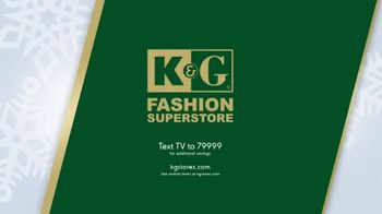 K&G Fashion Superstore Holiday Event TV Spot, 'Shoes and Boots' - Thumbnail 5