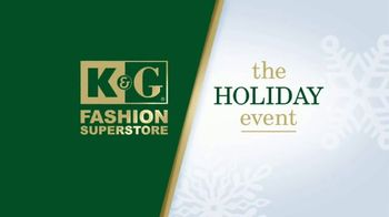 K&G Fashion Superstore Holiday Event TV Spot, 'Shoes and Boots' - Thumbnail 1