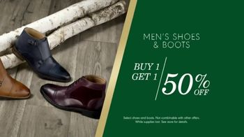 K&G Fashion Superstore Holiday Event TV Spot, 'Shoes and Boots' - Thumbnail 4