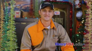 Henry Repeating Arms TV Spot, 'Christmas Travel Tip from 22Plinkster' - Thumbnail 1